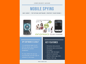 How to spy on mobiles ebook